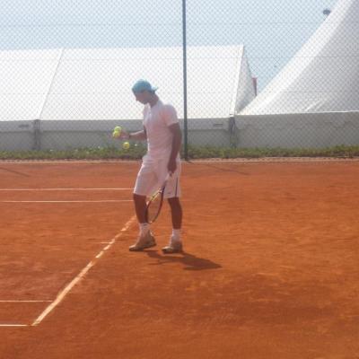 CULTURE TENNIS A MONTE-CARLO 2014