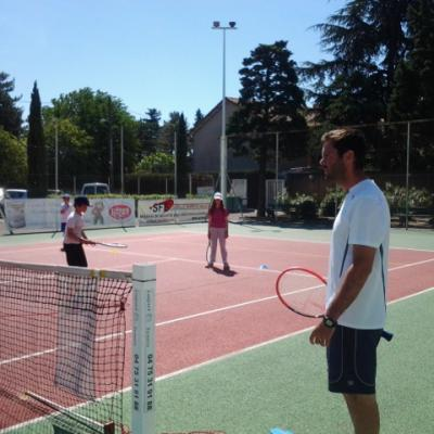 STAGES TENNIS & MULTI ACTIVITES JEUNES