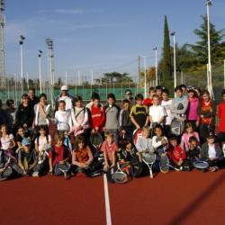 STAGE-RATTRAPAGE INTER-ECOLES DE TENNIS