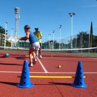 Coordination tennis